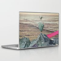 rocks Laptop & iPad Skins featuring Rocks by Sarah Eisenlohr