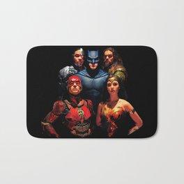 Justice League Bath Mat