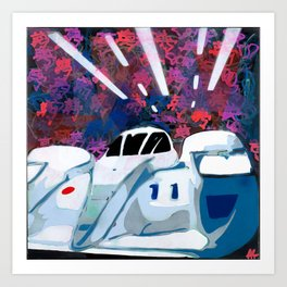Dome s102 Art Print