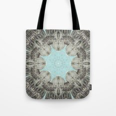 Point The Icicles Tote Bag