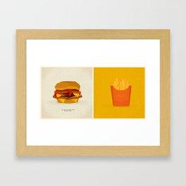 Comfort Good Framed Art Print