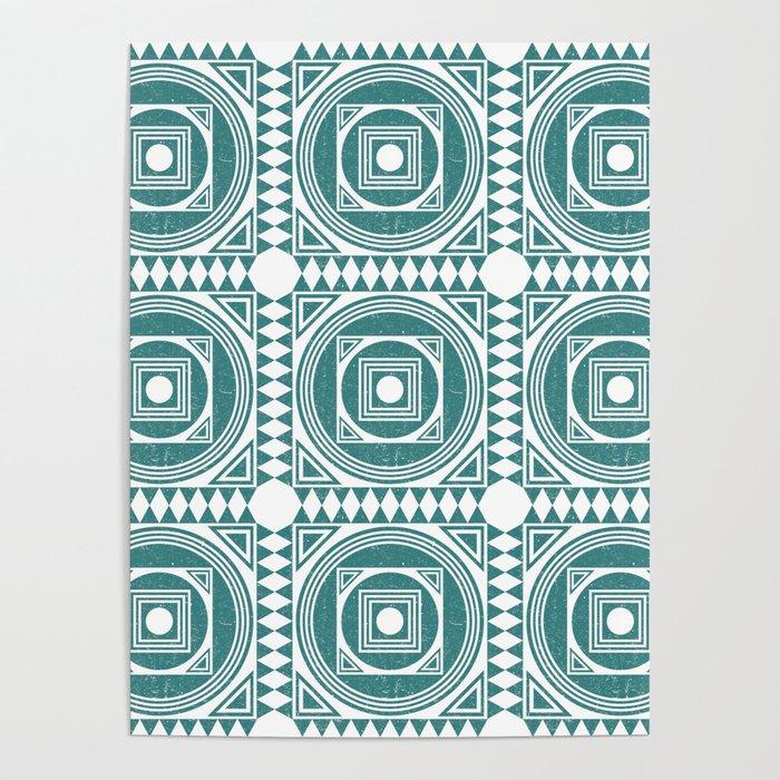 Mediterranean Pattern 4 - Tile Pattern Designs - Geometric ...