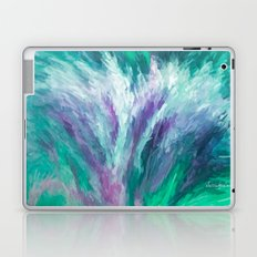 A Bouquet Of Peace, Love, Hope and Faith   Abstract Laptop & iPad Skin