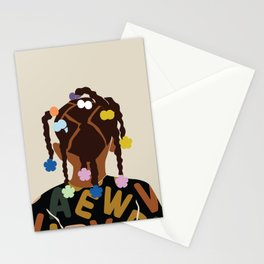 Black Girl Magic No. 2 Stationery Cards