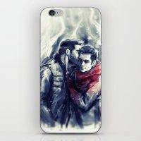 sterek iPhone & iPod Skins featuring sterek III by AkiMao