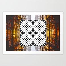 Makeneki Dorrea Art Print