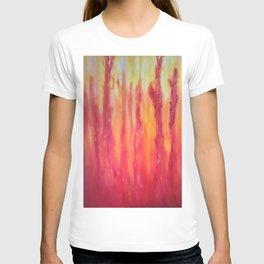 Watching the flames dance T-shirt