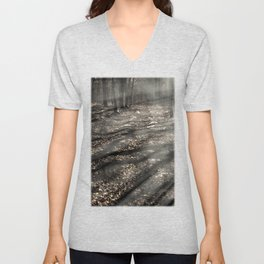 Blair Witch....over there! Unisex V-Neck