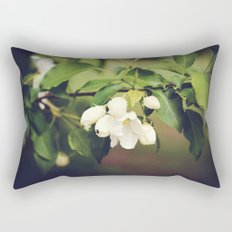 spring blossom. Rectangular Pillow