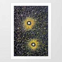 """String Theory"" Art Print"