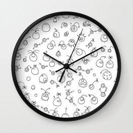 Munnen - The festival Wall Clock