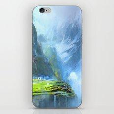 Himalaya iPhone Skin