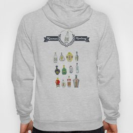 HE SELLS BEAUTIFUL FISHES Hoody