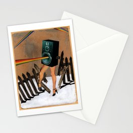 Battle of the Bands Stationery Cards