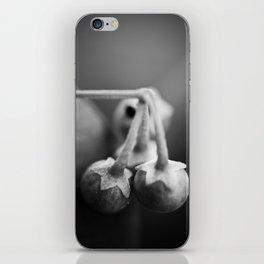break your fall iPhone Skin