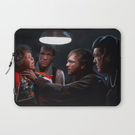 The Fratelli Interrogation Of Chunck - The Goonies Laptop Sleeve