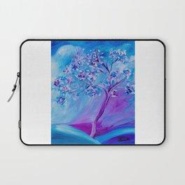 Purple Tree Laptop Sleeve