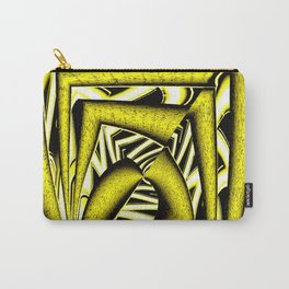 WildNYellow.... Carry-All Pouch