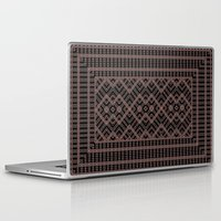 dna Laptop & iPad Skins featuring DNA by Vigus