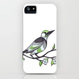 Pride Birds -  Agender iPhone Case