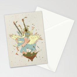 Elephant Caravan Stationery Cards