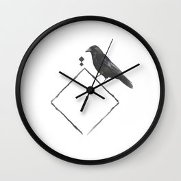 CROOK Wall Clock