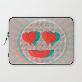 Heart Emoji Laptop Sleeve