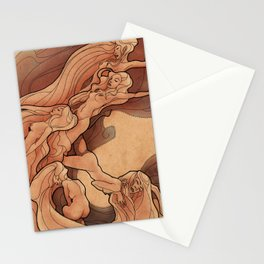 Muses I Stationery Cards