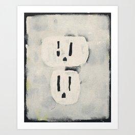 Socket Art Print