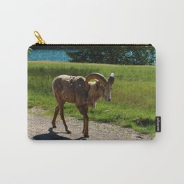 Bighorn Sheep - Banff National Park Carry-All Pouch
