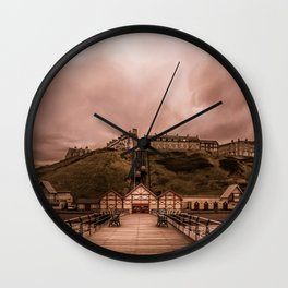 View from the Pier Wall Clock