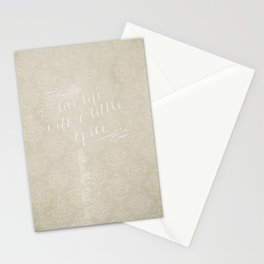 Live Life with a Little Spice Stationery Cards