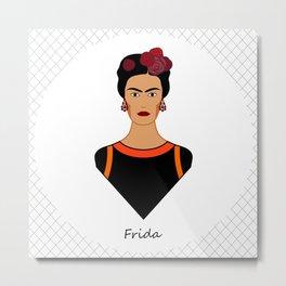Frida ii Metal Print