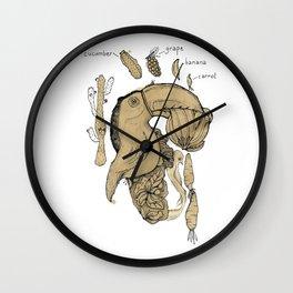 CoffeeToucan Wall Clock