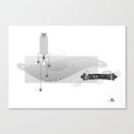 JCD 2154 002 Canvas Print