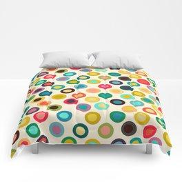 ivory pop spot Comforters