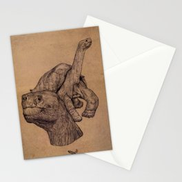 Lonely George  Stationery Cards
