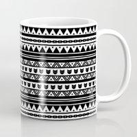 ethnic Mugs featuring |Ethnic by ricardocarn