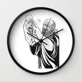 Simeon with Christ Wall Clock