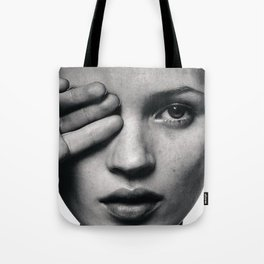 Kate Moss fashion Tote Bag