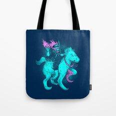 Bodyless Seahorseman Tote Bag