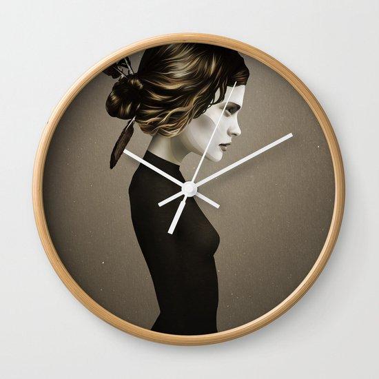 This City (Alternative) Wall Clock