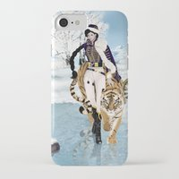 napoleon iPhone & iPod Cases featuring Napoleon by Maihunaa