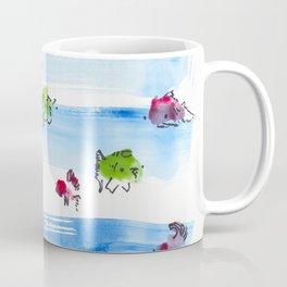 Ocean Fish Coffee Mug
