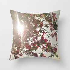 Bright Morning Throw Pillow