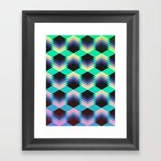 Geometry #02 Framed Art Print