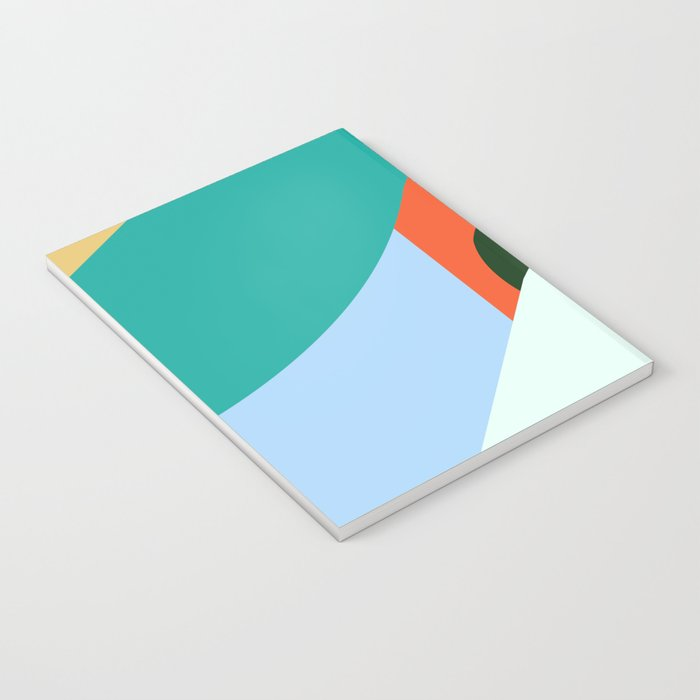 IN AND OUT no.1 Notebook
