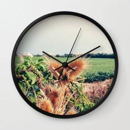 pokey Wall Clock