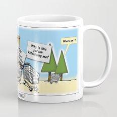 Shopping Carts: STRIKE! Mug