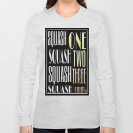 Squash One Long Sleeve T-shirt
